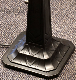 7855 Voet voor Tafellamp H60cm Pyramide