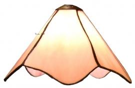 5742 Kap Tiffany Ø25cm Plain Pink