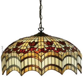 TG67L 97 Hanglamp Tiffany Ø43cm Vesta