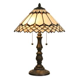 5978 Tafellamp Tiffany H55cm Ø40cm Centurion