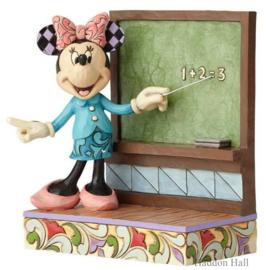 "Minnie ""Class Act"" H14cm Jim Shore 4059750"