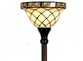 1136 Vloerlamp Staandelamp Tiffany  H175 Ø26cm 1136