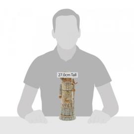 White Woodland Nutcracker H27cm Jim Shore 6004171