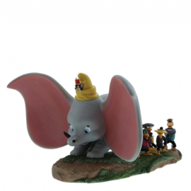 "DUMBO ""Take Flight"" H 15cm Disney Showcase A28729"