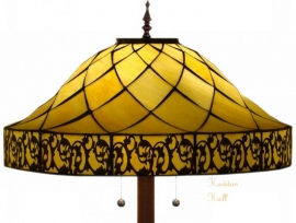 5282 9454 Vloerlamp Tiffany Ø54cm Filigrees Ronde voet