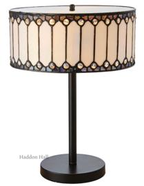 T4 Tafellamp Tiffany H40cm Ø30cm Fargo