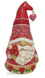 Love Gnome H13cm Jim Shore 6010272