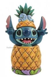 Stitch Pineapple H15cm Jim Shore 6010088 Stitch in Ananas