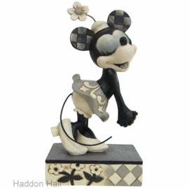 "Minnie ""Good-hearted Gal"" H14cm Jim Shore 4056758"