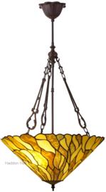 7878 Hanglamp met Tiffany kap Ø50cm Jade