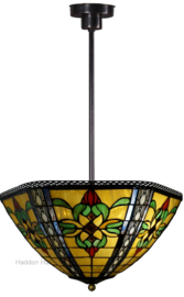 DT19288 7916 Hanglamp Tiffany Ø46cm Smabreel