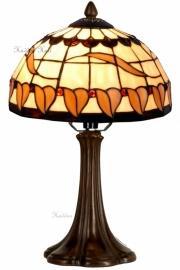 Hoe wordt een Tiffany lamp gemaakt?