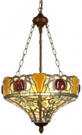 "5562 8842 Hanglamp Tiffany Ø40cm ""Fruit"""
