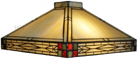 5840 Kap Tiffany 36x36cm Rietveld