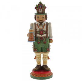 """German Nutcracker"" H25,5cm Jim Shore 6004240"
