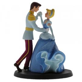 Cinderella Wedding Cake Topper H12cm Enchanting Disney A29341