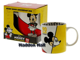 Mickey Mouse 90th Anniversary Mug - Set van 2