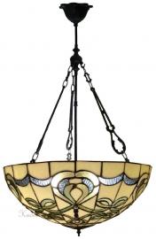 9272G  FCL Hanglamp Tiffany Ø50cm Blueribbon