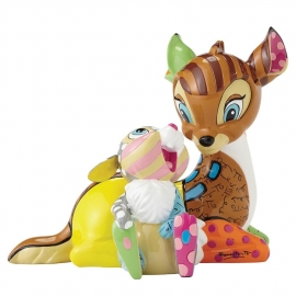 Bambi & Thumper H 14,5cm Disney by Britto 4055230