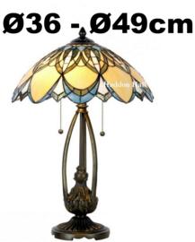 Tafellampen Medium Ø36 - Ø49cm