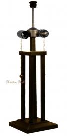 5703 Voet voor Tafellamp H62cm Reno