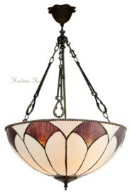 74319 FCL Hanglamp Tiffany Ø50cm Aragon