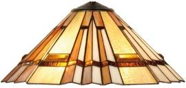 5610 Kap Tiffany Ø57cm Art Deco motief