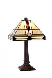 8830 Tafellamp Tiffany H37cm 22x22cm Kavanagh