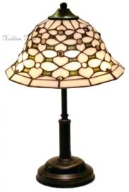 Tafellamp Tiffany H41cm Ø26cm 304 505