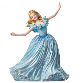 CINDERELLA figurine Live Action H23cm Showcase Disney 4050709