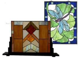 Tiffany Voorzetramen en panelen