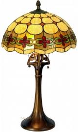 5427 5283 Tafellamp Tiffany H73cm Ø50cm Victoria