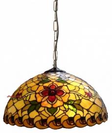 9931  Hanglamp Tiffany Ø50cm Santana