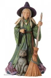 Evil Witch H22cm Jim Shore 6010668