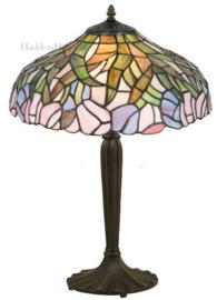 5192 Tafellamp Zwart H60cm Ø41cm Azoren