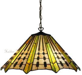 7858 Hanglamp Tiffany Ø50cm Plissé