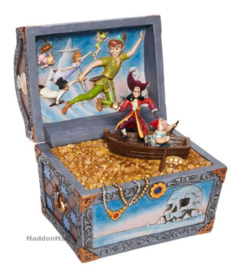 Peter Pan - Treasure-strewn Tableau H21cm Jim Shore 6008063