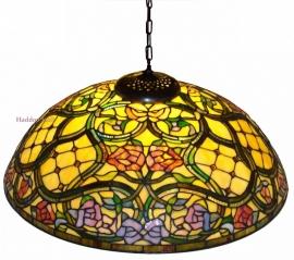 5437 Hanglamp Tiffany Ø55cm Grandiflora