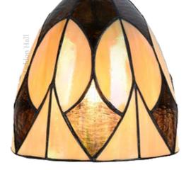8118 Kap Tiffany Ø13cm Parabola