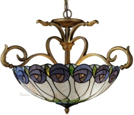 "T049L-8842 Hanglamp Mackintosh Ø56cm ""Hutchinson"""