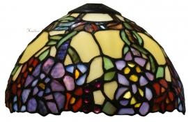 1103 Kap Tiffany Ø22cm Flores