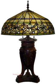 T046L Tafellamp Tiffany H83cm Ø50cm Ashtead