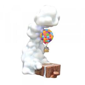 Pixar Levitating House H29cm