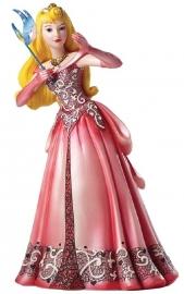 AURORA Masquerade figurine H20,5cm Showcase Haute Couture Disney 4046617