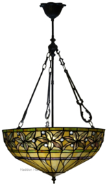 T046L FCL Hanglamp Tiffany Ø50cm Ashtead
