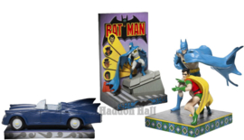 Batman Set van 3 Figurines - Jim Shore