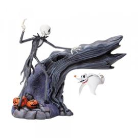 Nightmare - Zero & Jack Levitating Masterpiece H21cm Grand Jester Studios