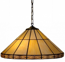 3088 97 Hanglamp Tiffany Ø41cm Serenity