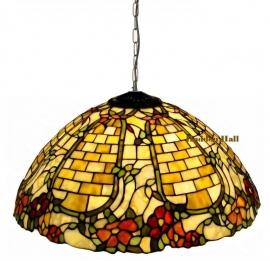 5429 Hanglamp Tiffany Ø50cm Wallflower
