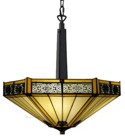 YT2953 68770 Hanglamp Tiffany Ø53cm Portum